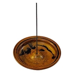 Shoyeido Incense Burner - Mocha